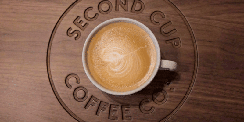 Second Cup Coffee Company – CLOSED UNTIL FURTHER NOTICE